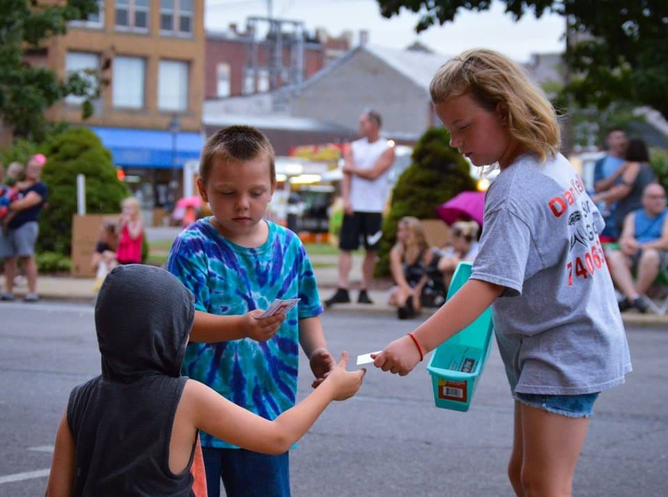 The Marion Popcorn Festival parade was held on Thursday, Sept. 6, 2018.