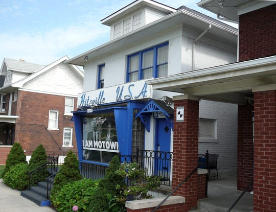Detroit's streetcar can take you to the Motown Museum, the place where Stevie Wonder and Diana Ross recorded many hits.