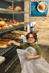 Kids can help gather day-old bread from City Market to donate to the Milwaukee Rescue Mission through Flour Power MKE.