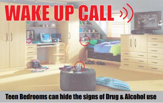 Teen Bedroom Wake Up Call