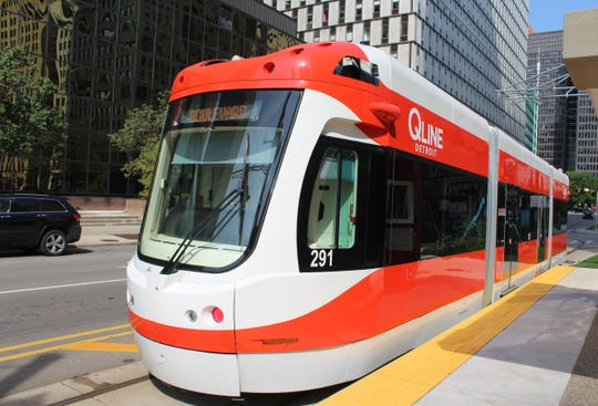Detroit's QLine offers easy access to many of the city's prime attractions.