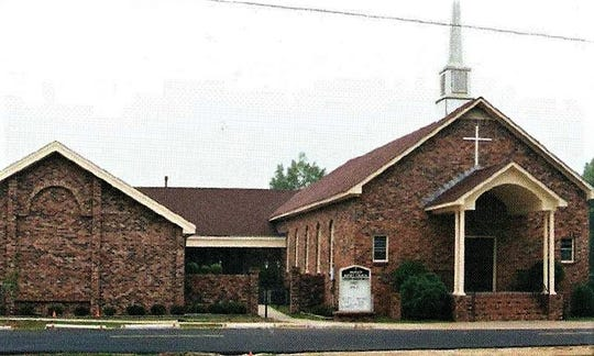 Antioch Baptist Church, in Mt. Meigs, is celebrating its 200th anniversary.