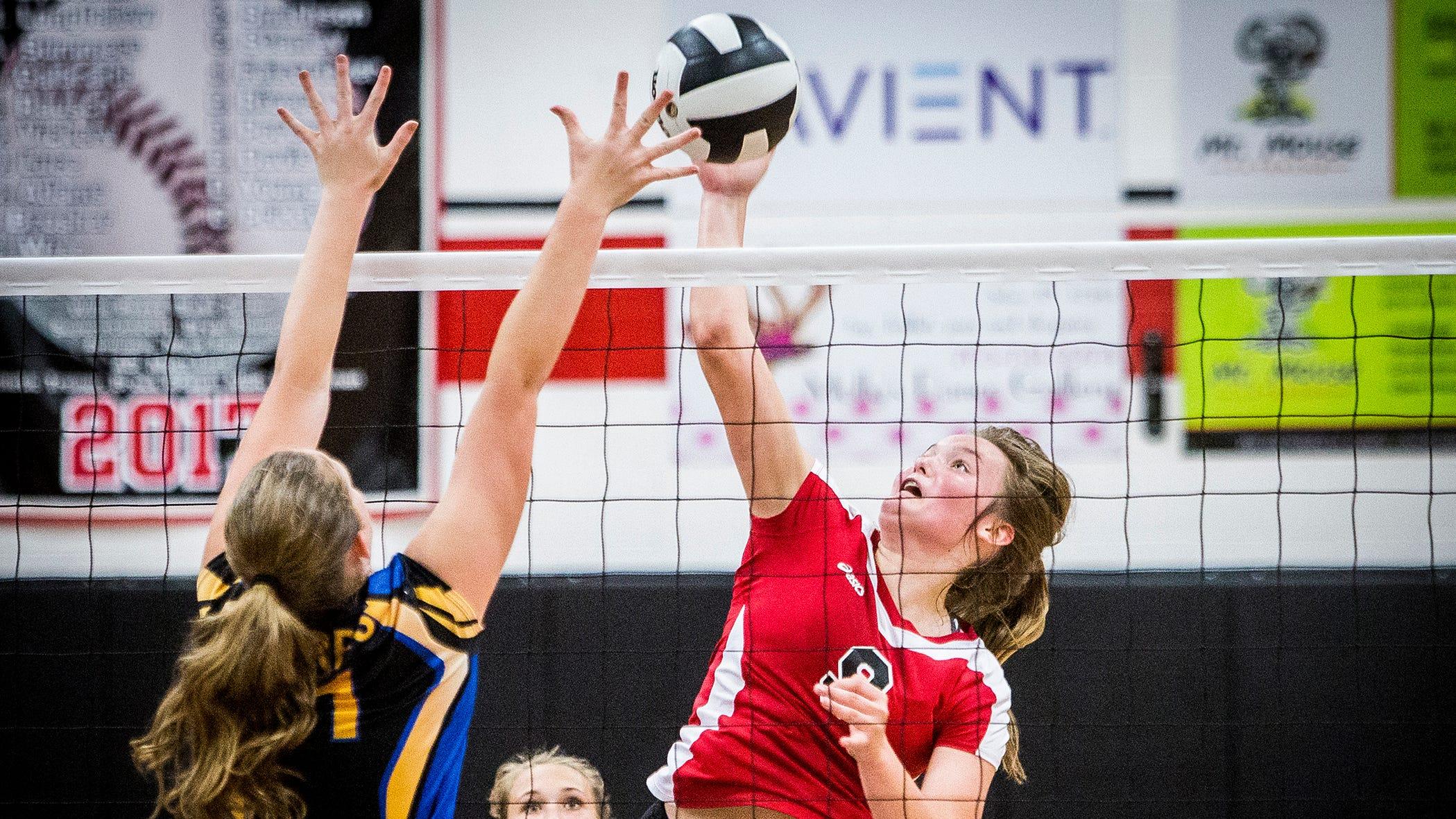 HS rundown: Wapahani volleyball gaining momentum