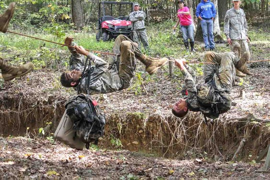 Fairview High JROTC to host Bring the Sting competition Saturday, September 15, 2018.