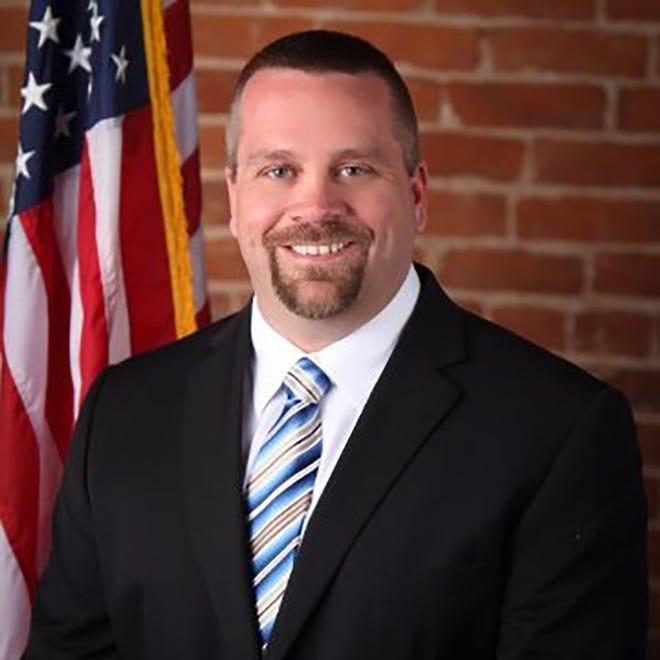 Fairview Police Chief Zach Humphreys