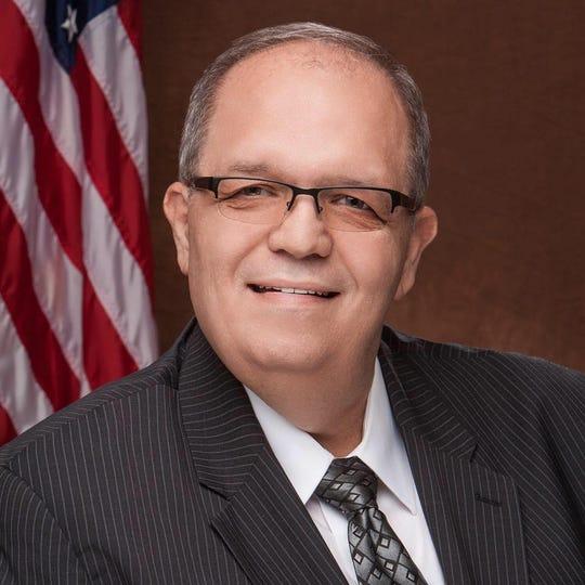 Paul Frisbee is a Ward 3 alderman in Hendersonville.