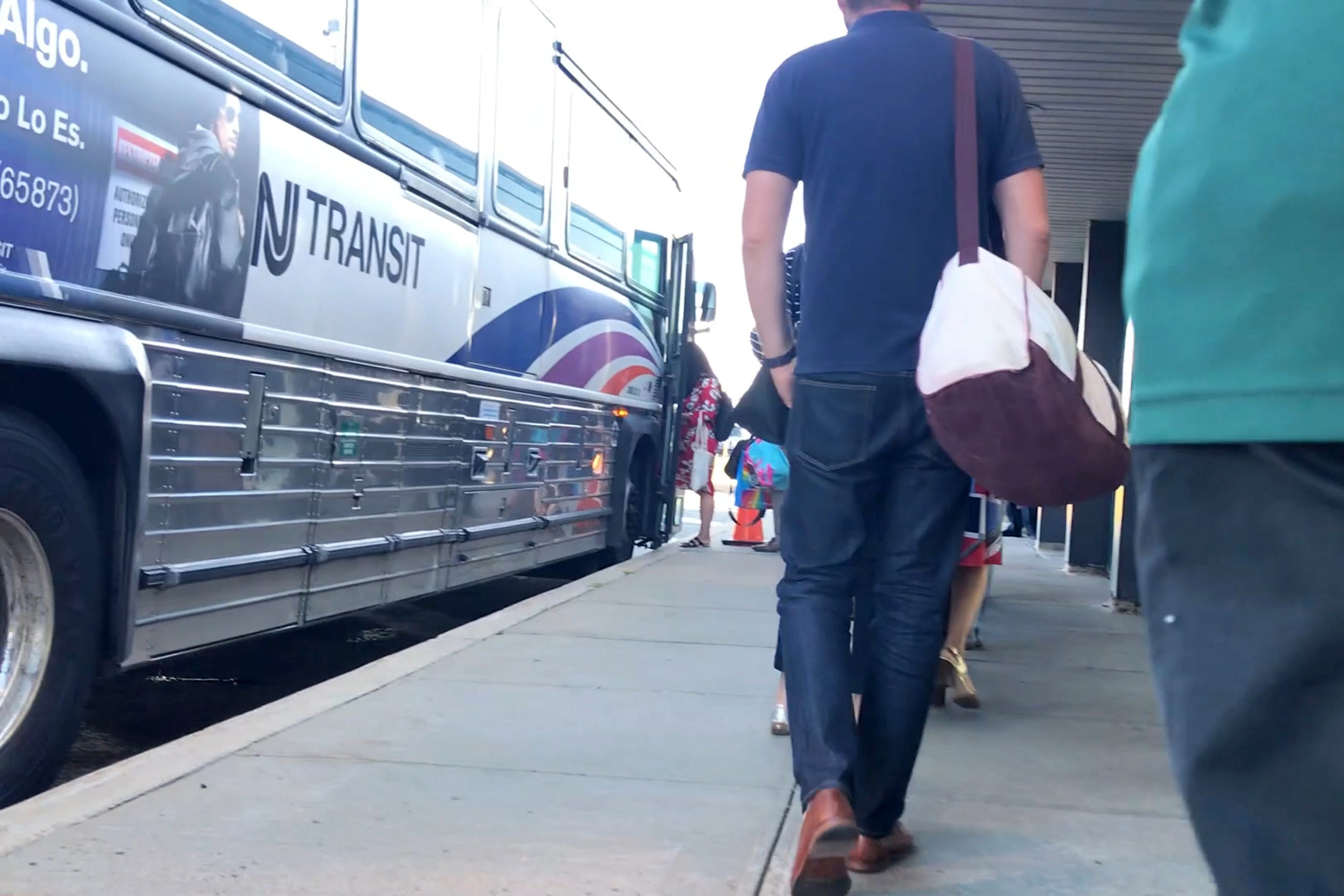 I rode NJ Transit for a week. Here's what I learned.