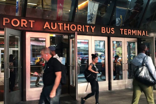 New Port Authority bus terminal can't come quick enough for
