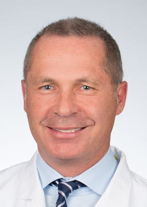 Dr. Patrick Roth, chairman of neurosurgery at Hackensack University Medical Center.