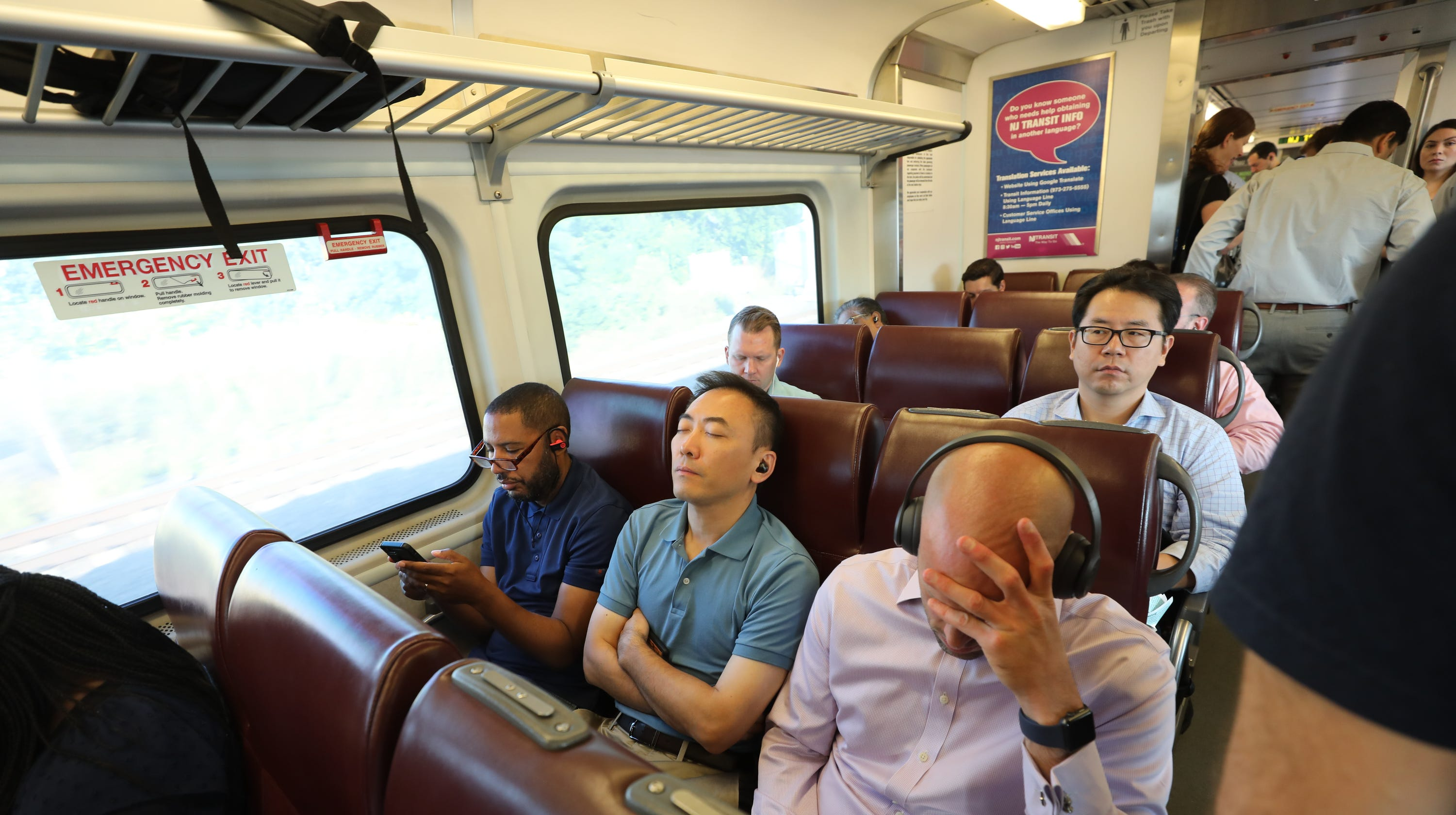 More NJ Transit service cuts coming because of positive