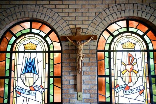 Sacred Heart Church in Clifton.