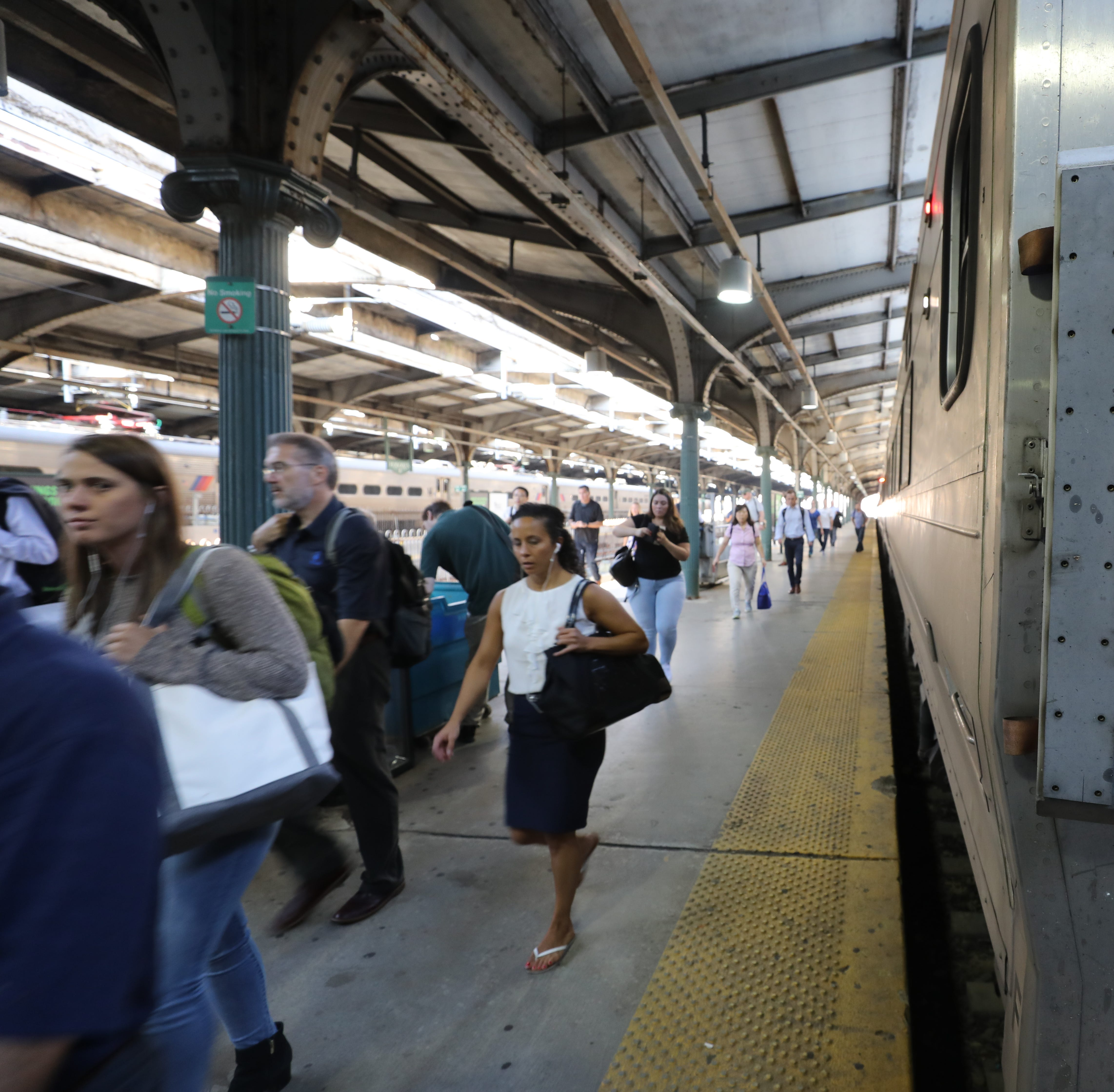 Opinion: NJ Transit's turnaround story should start in Hoboken