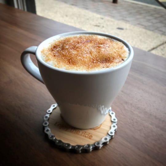 A hot cup of joe at newly opened Il Freno Espresso Bar