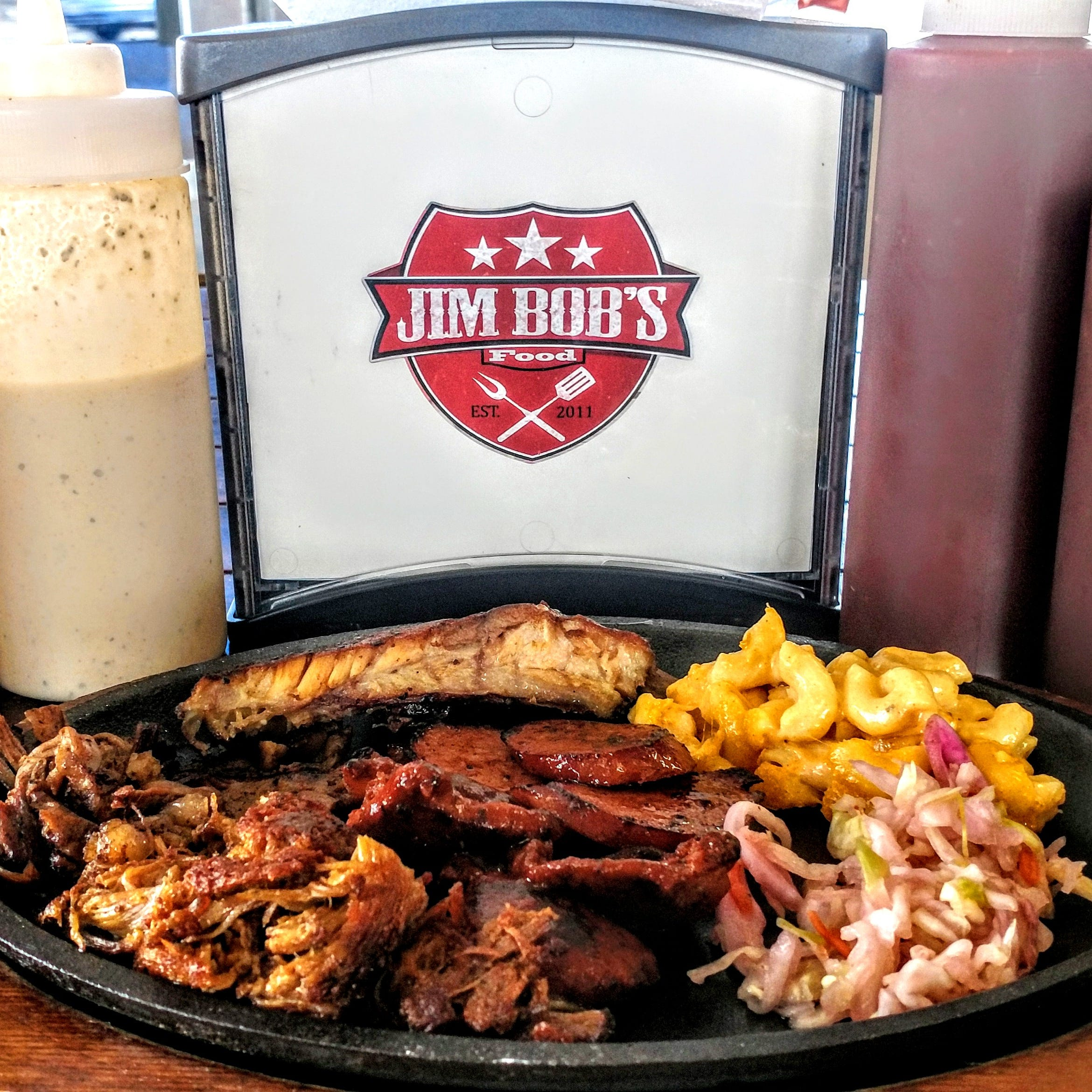 Jim Bob's Food a new addition to BBQ restaurants in Las Cruces