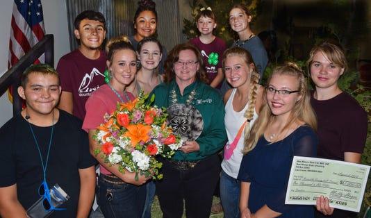 Nmsu Alumna Named National 4 H Volunteer Of The Year