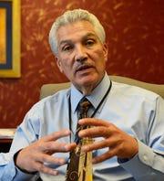 Doña Ana County Manager Fernando Macias