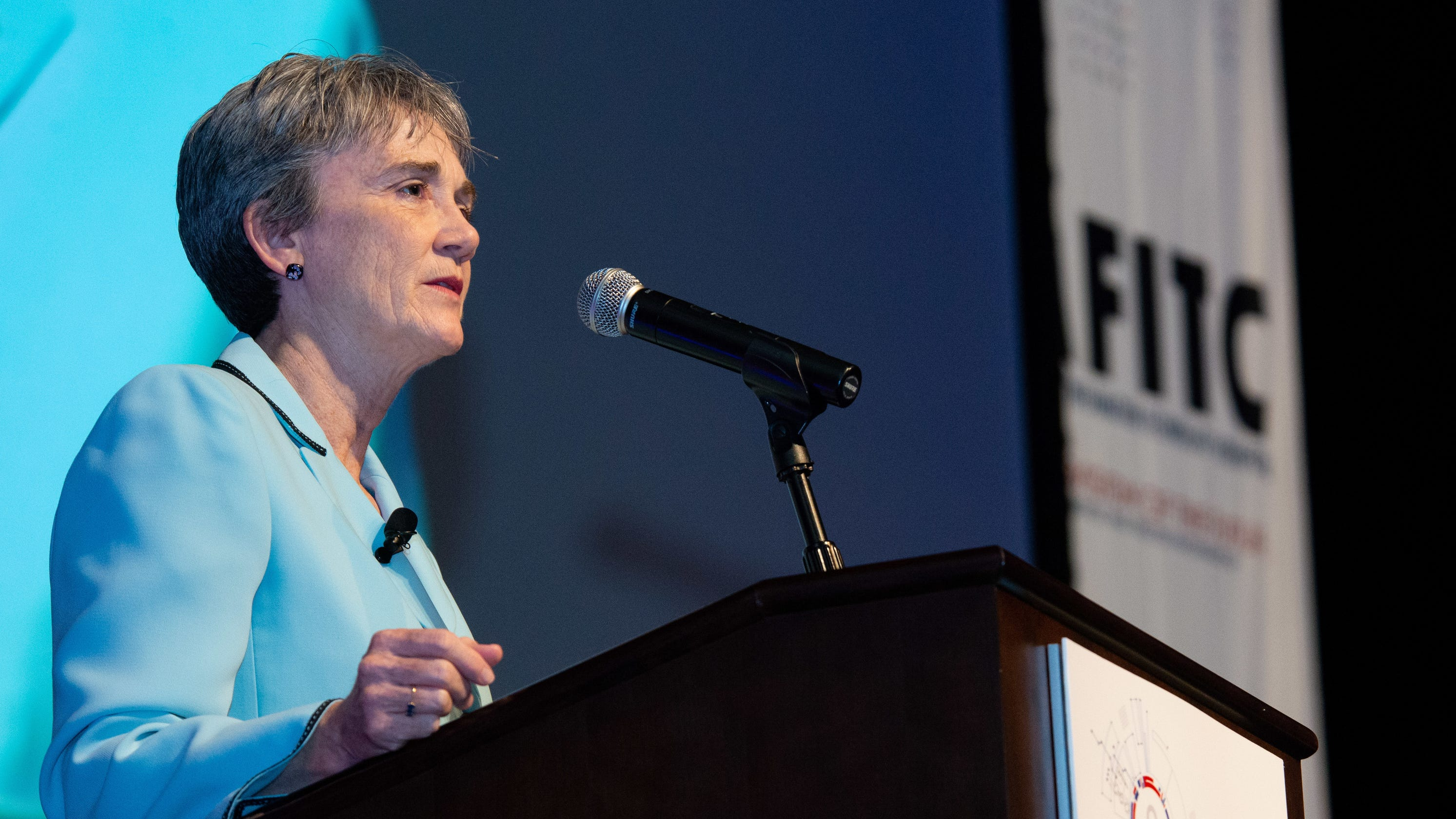 UTEP president: Heather Wilson named to replace Diana Natalicio