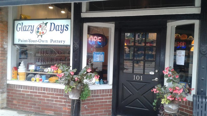 Glazy Days is celebrating 10 years in downtown South Lyon.