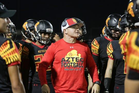 The Palm Desert varsity football team won Thursday's home non-conference game against Yucca Valley (CA) by a score of 42-0.