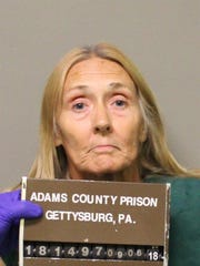 Deborah Stephens, 63, of York Springs was charged with criminal homicide