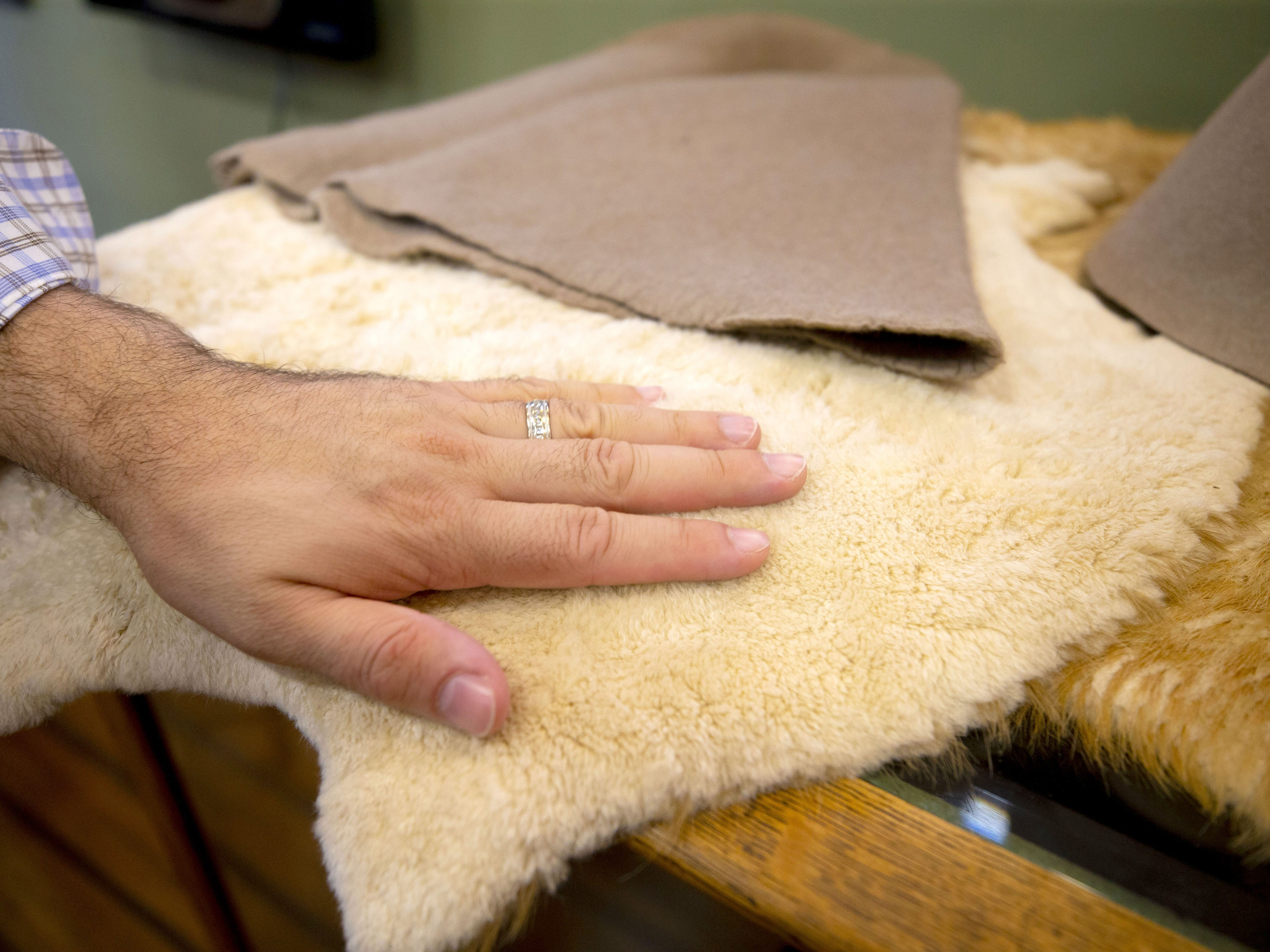 Eric Watson owns Watson's Hat Shop in Cave Creek. Watson makes hats with vintage equipment using processes that are centuries old. Watson uses beaver pelts to make the some of the hats.