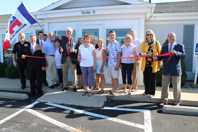 The Ottawa County Republican Party opened its new headquarters at 140 Buckeye Blvd., Suite D, Port Clinton.