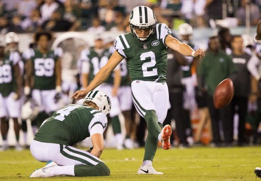 Nfl New York Jets At Philadelphia Eagles