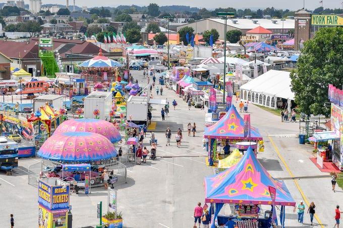 The 2018 York Fair kicks off, bringing people from across Pennsylvania to York County, Friday, September 7.
