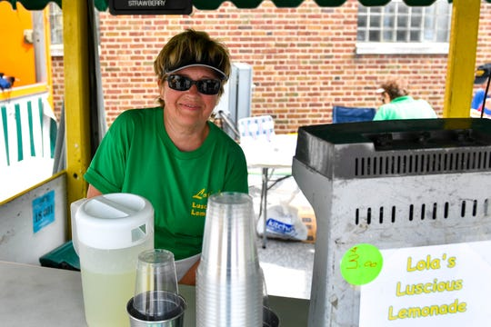 The York Fair has dozens of food trucks and stands serving a variety of foods and drinks from lemonade to fried Oreos and everything in between.