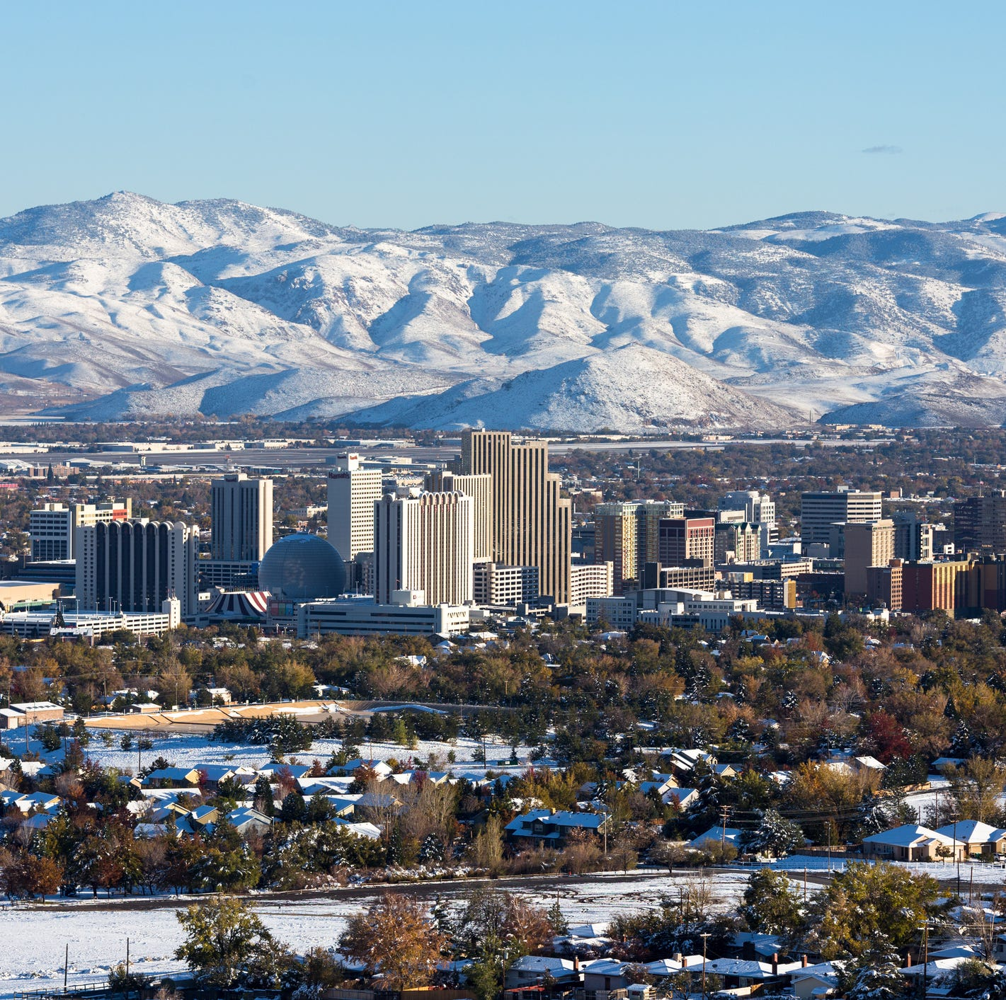 NWS: Cold temperatures, chance of snow making a late-April comeback in Northern Nevada