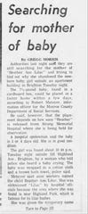 Story from Democrat and Chronicle Archives, July 27, 1978.