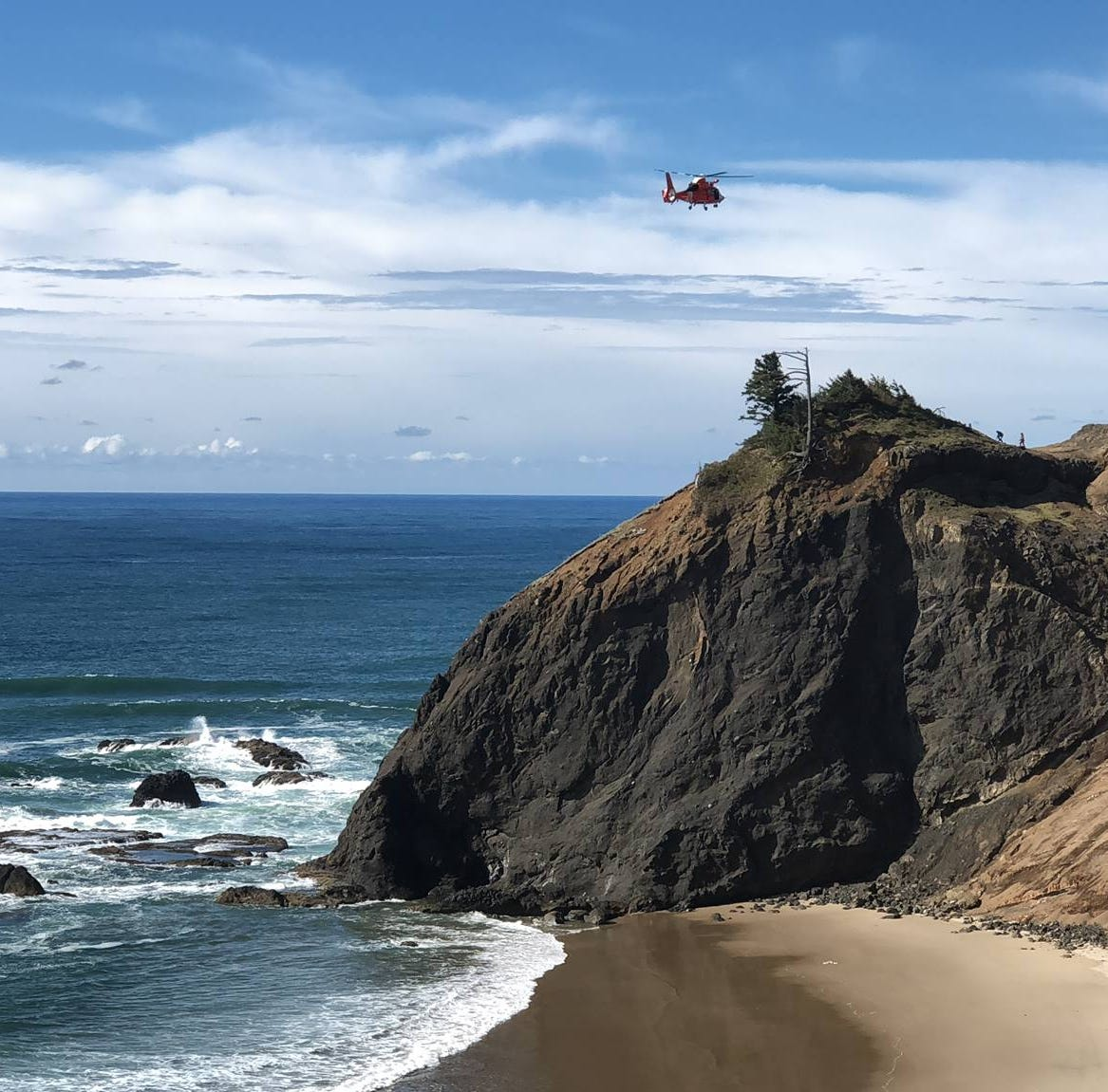 Police ID Satin Fever Star as woman found dead in ocean near God's Thumb in Lincoln City