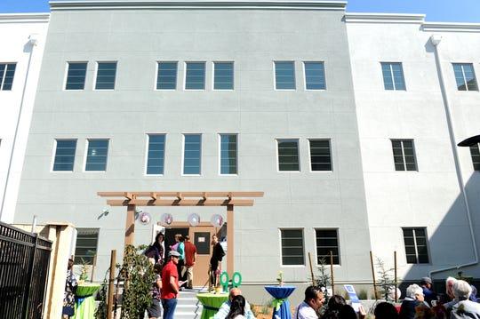La gran inauguración de la fase Hikari de la reurbanización de vivienda costeable Haciendas se llevó a cabo el martes.