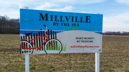 A file photo of Millville By The Sea during an expansion.