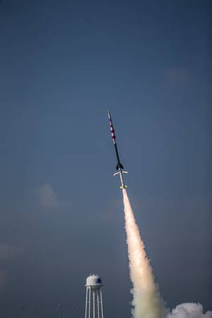 The ASPIRE 3 parachute test was successfully conducted at 9:30 a.m. Friday, Sept. 7, from Wallops Flight Facility in Virginia.