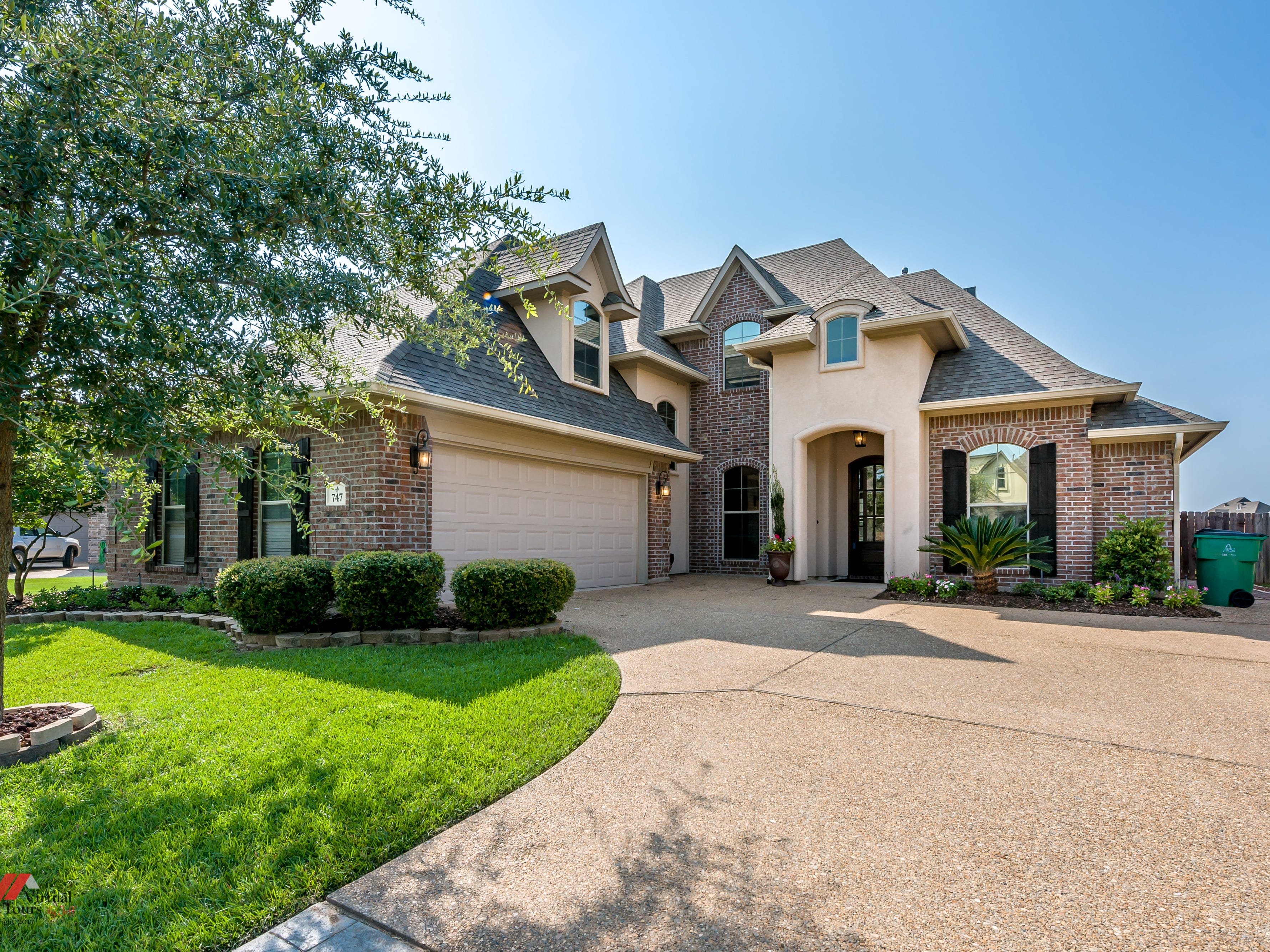 747 Dumaine Drive,   Bossier City  Price: $354,900   Details: 5 bedrooms, 3 bathrooms, 2,679 square feet  Special features: Gated St. Charles Court of Bossier with meticulous landscaping, heavy crown moulding, exquisite trim work.   Contact: Chris Holloway, 213-1555