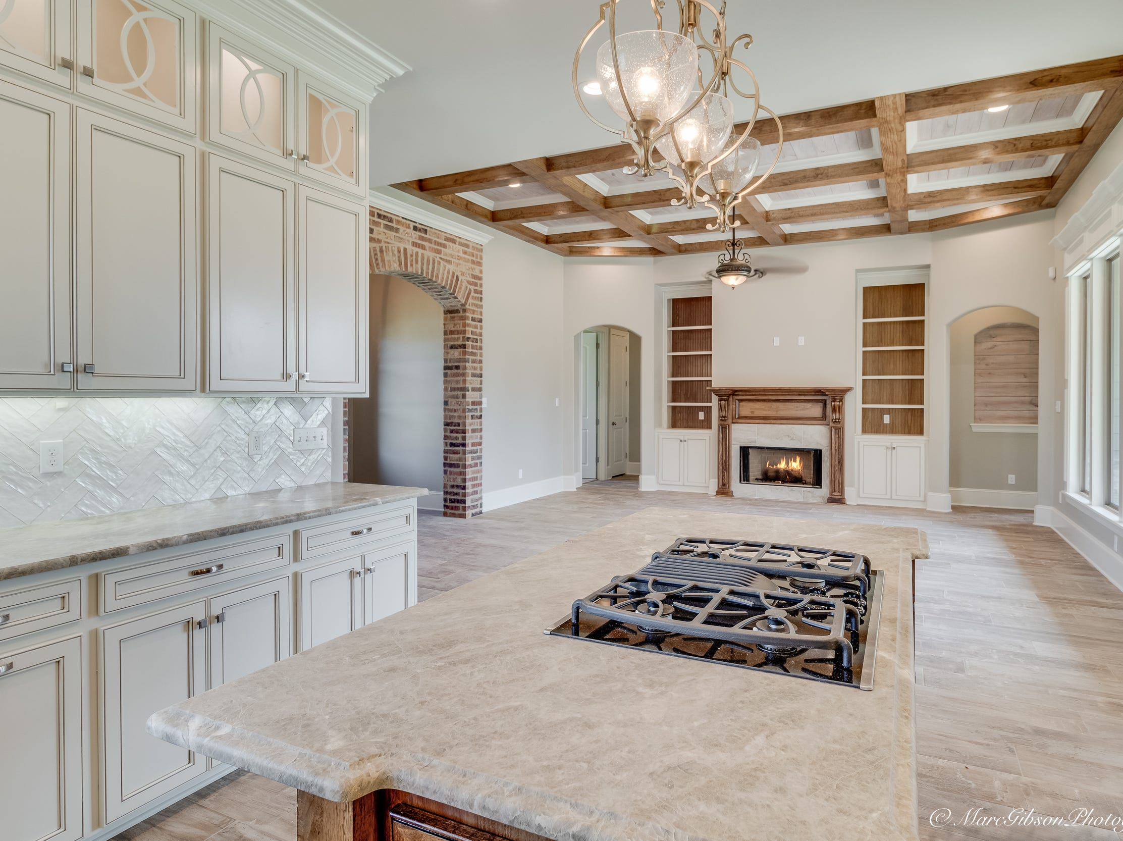 226 Piccadilly Circle,   Bossier City  Price: $468,500  Details: 4 bedrooms, 4 bathrooms, 2,774 square feet  Special features: New construction, Parade of Homes stop, cook's kitchen.   Contact: Opha and Dianne, 752-2700