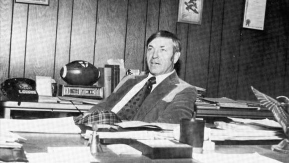 Sid Cichy was a coaching legend at Fargo Shanley who agreed to play O'Gorman at the inaugural Dakota Bowl in Sioux Falls.