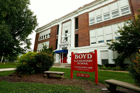 A tour of Boyd Elementary School is scheduled for the evening of March 6.