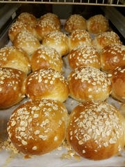 The rolls and breads are the stars of the show at Market House Cafe and Bake Shop in Ozark.