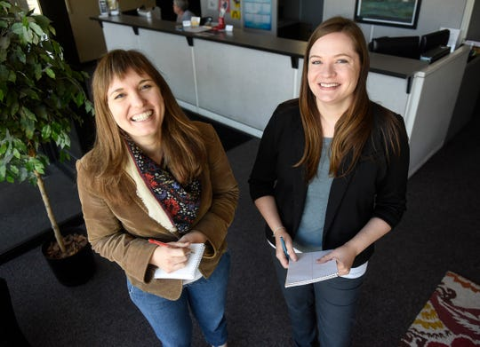 Times reporters Nora Hertel and Jenny Berg will hold a listening session for members of the community to provide election coverage feedback and ideas Wednesday, Sept. 12, at Caribou Coffee near Crossroads Center.