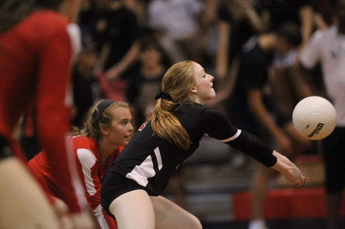 PHOTOS: Chiles Timberwolves vs. Leon Lions, high school volleyball