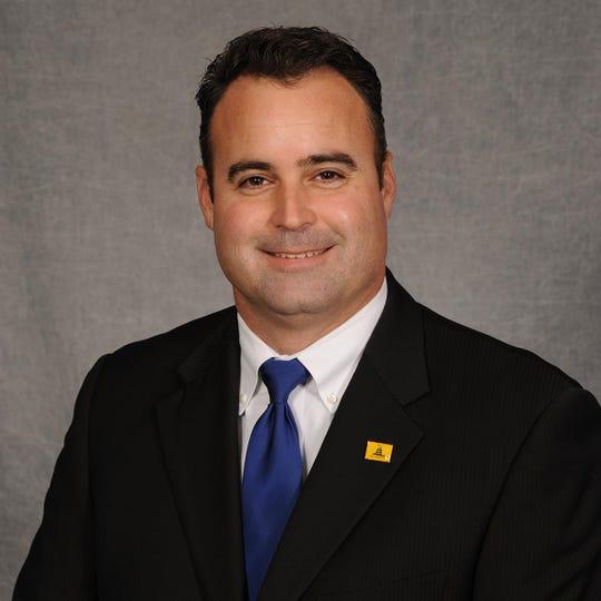 Escambia County Commissioner Doug Underhill