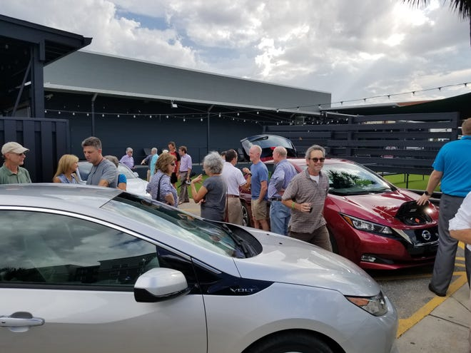 There are more EV cars than we imagine. Here are just a few that caused excitement at a recent Sustainable Tallahassee event.