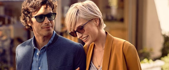New Transitions colors allow wearers to customize their lenses to match their personal style and wardrobe.