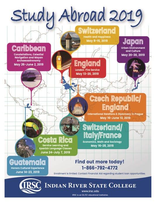 0919 Ynsl Irsc Study Abroad All Trips Flyer