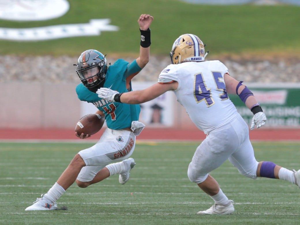 El Paso high school football scores, schedule