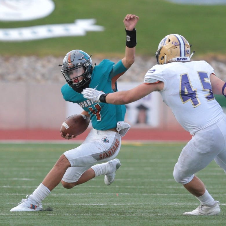 Texas high school football scores, schedule for El Paso area schools