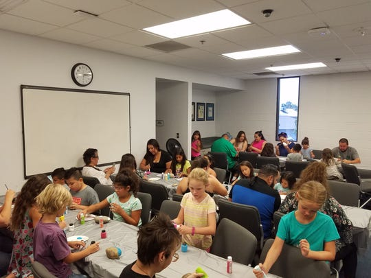 Tulare County Library offers an assortment of youth programs, from readings to arts and crafts