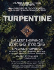 """Turpentine"" movie poster"